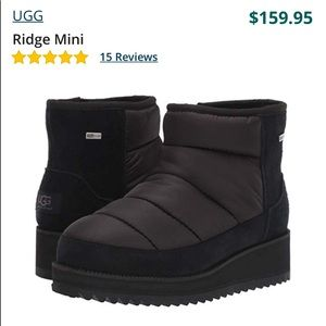 Uggs Ridge Minis - New without tags